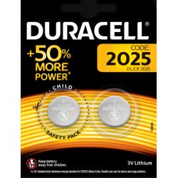 Duracell 2x batterie a...