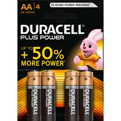 Duracell 4x batterie pile...