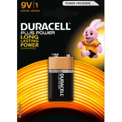Duracell 1x batteria pila 9...