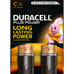 Duracell 2x batteria pile...