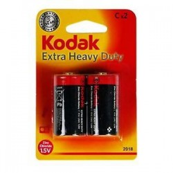 Kodak Super Heavy Duty Zinc...