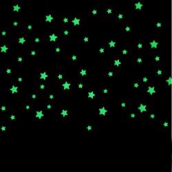 Stelle fluorescenti con...